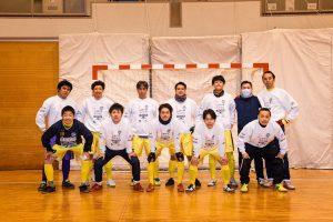 2021年1月9日京都府フットサルリーグ3部A最終節